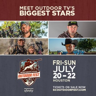 Sportsman Channel Outdoor Fest (Sponsored by Xfinity)
