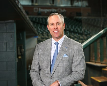A Very Special Luncheon Event with Reid Ryan, President of Business Operations - Houston Astros
